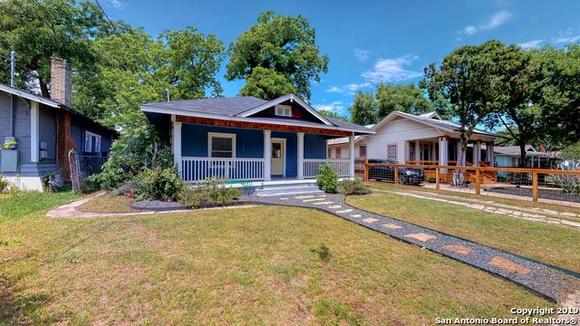 607 Saint James, San Antonio, TX 78202 (MLS #1385088) :: Reyes Signature Properties