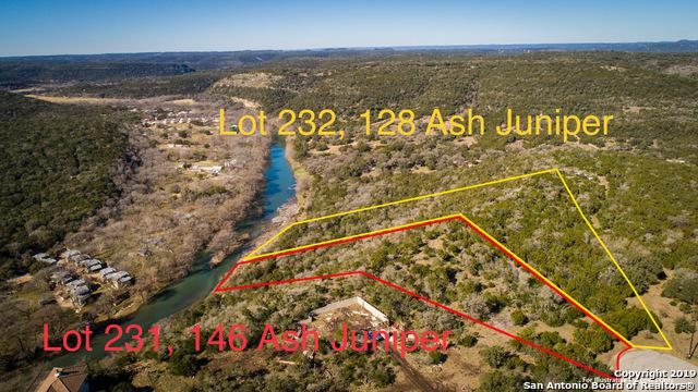 LOT 231, 232 Ash Juniper Dr, New Braunfels, TX 78132 (MLS #1385251) :: Reyes Signature Properties