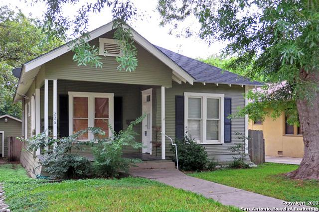 226 Normandy Ave, San Antonio, TX 78209 (MLS #1385253) :: Berkshire Hathaway HomeServices Don Johnson, REALTORS®