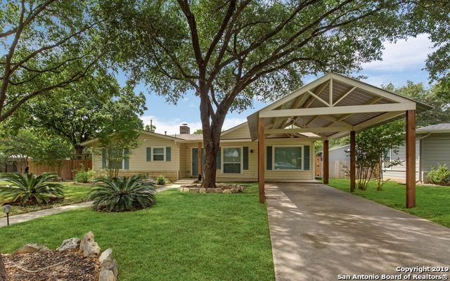 158 Brees Blvd, San Antonio, TX 78209 (MLS #1385285) :: Alexis Weigand Real Estate Group