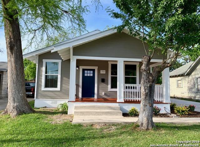 711 W Lullwood Ave, San Antonio, TX 78212 (MLS #1385287) :: The Mullen Group | RE/MAX Access