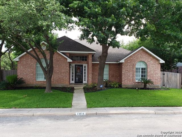 13814 Shavano Pt, San Antonio, TX 78230 (MLS #1385300) :: The Mullen Group | RE/MAX Access