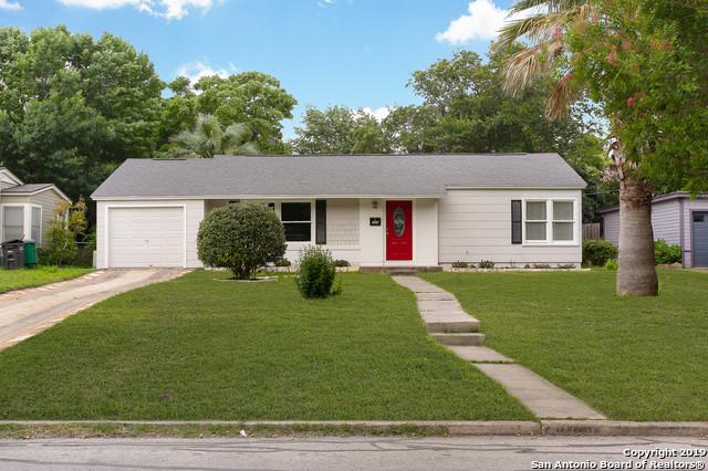 257 Wellesley Blvd, San Antonio, TX 78209 (MLS #1385308) :: The Mullen Group | RE/MAX Access