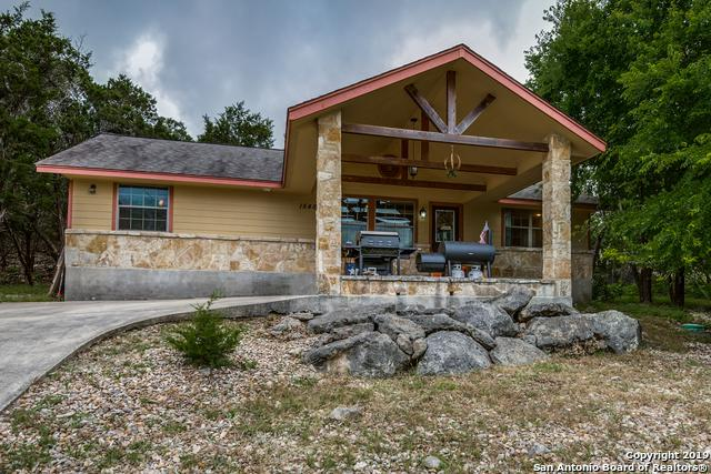 1548 Valley Forest, Canyon Lake, TX 78133 (MLS #1385349) :: The Castillo Group