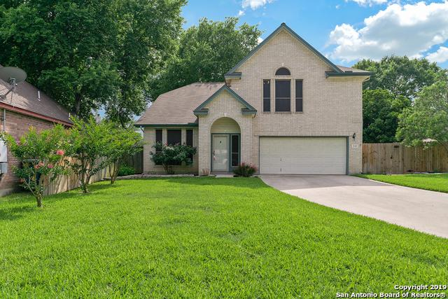 246 Tapwood Ln, Cibolo, TX 78108 (MLS #1385351) :: Alexis Weigand Real Estate Group