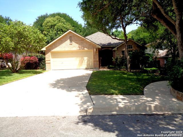 1109 Berry Park, Schertz, TX 78154 (MLS #1385440) :: Carter Fine Homes - Keller Williams Heritage