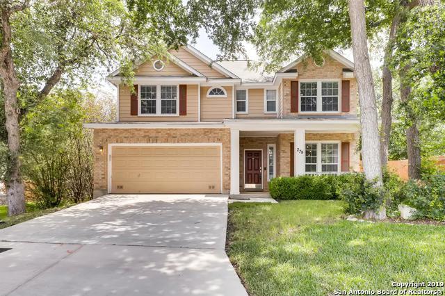 279 Red Hawk Ridge, San Antonio, TX 78258 (MLS #1385447) :: Carter Fine Homes - Keller Williams Heritage