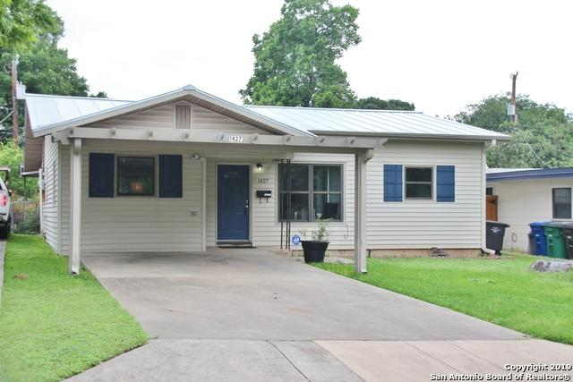 1427 Greer St, San Antonio, TX 78210 (MLS #1385464) :: Exquisite Properties, LLC