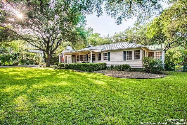 841 Wiltshire Ave, Terrell Hills, TX 78209 (MLS #1385494) :: Erin Caraway Group