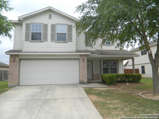 217 Stampede Rnch, Schertz, TX 78154 (MLS #1385507) :: Tom White Group