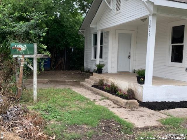 1819 Santiago St, San Antonio, TX 78207 (MLS #1385548) :: BHGRE HomeCity