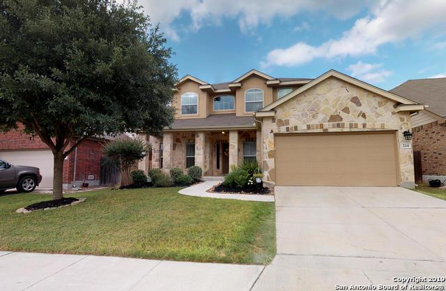214 Ridge Bluff, Cibolo, TX 78108 (MLS #1385550) :: Alexis Weigand Real Estate Group