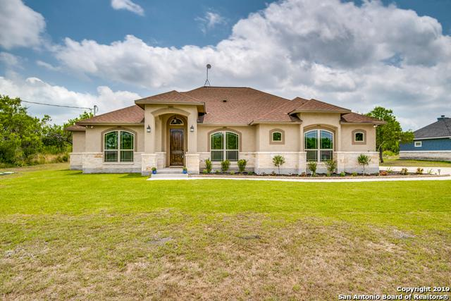 205 County Road 3830, San Antonio, TX 78253 (MLS #1385574) :: Glover Homes & Land Group