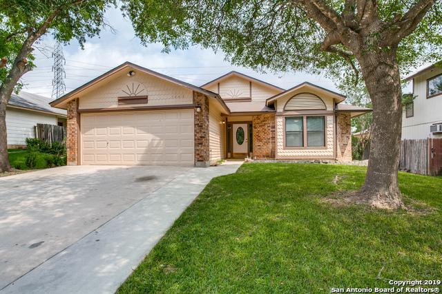 5443 Chestnut View Dr, San Antonio, TX 78247 (MLS #1385708) :: River City Group