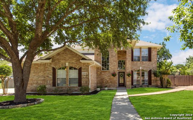 7235 Chartwell Circle, Fair Oaks Ranch, TX 78015 (MLS #1385722) :: Alexis Weigand Real Estate Group