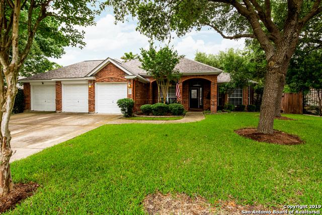 1325 Arroyo Verde, Schertz, TX 78154 (MLS #1385760) :: Tom White Group