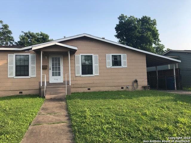 706 Cavalier Ave, San Antonio, TX 78225 (MLS #1385793) :: Glover Homes & Land Group