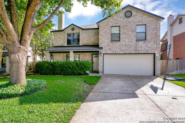 2547 Chasefield Dr, Schertz, TX 78154 (MLS #1385863) :: Tom White Group