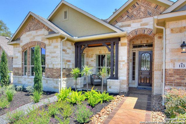 113 Kingston Court, Boerne, TX 78006 (MLS #1385868) :: BHGRE HomeCity