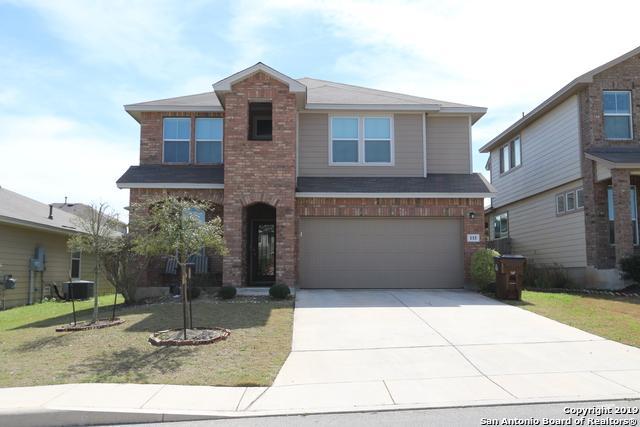 115 Golden Wren, San Antonio, TX 78253 (MLS #1385877) :: NewHomePrograms.com LLC