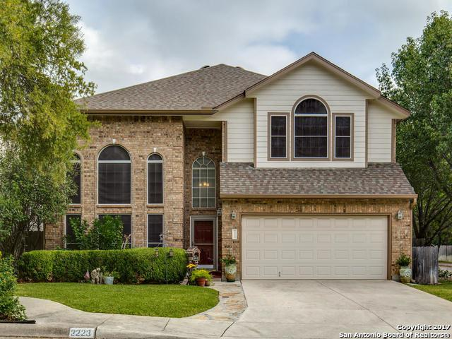 2223 Oakline Dr, San Antonio, TX 78232 (MLS #1385885) :: Alexis Weigand Real Estate Group
