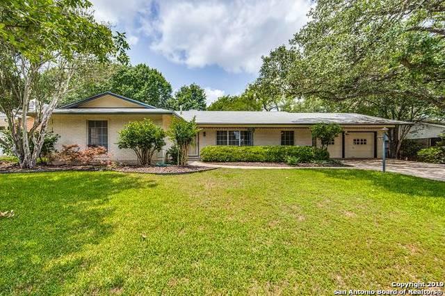 7619 Quail Run Dr, San Antonio, TX 78209 (MLS #1385933) :: Alexis Weigand Real Estate Group