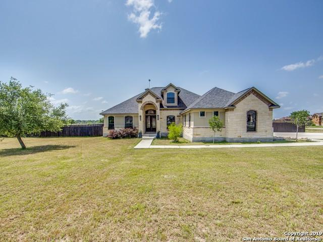 116 Abrego Run Dr, Floresville, TX 78114 (MLS #1386001) :: NewHomePrograms.com LLC