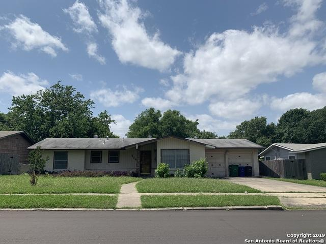 314 Pinewood Ln, San Antonio, TX 78216 (MLS #1386035) :: Alexis Weigand Real Estate Group