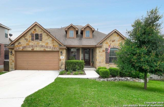 638 Oxalis, San Antonio, TX 78260 (MLS #1386082) :: Alexis Weigand Real Estate Group