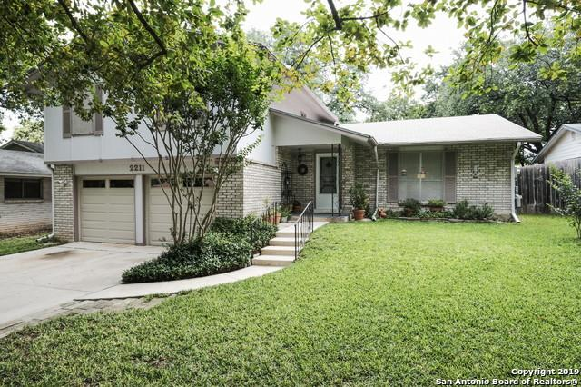 2211 Orange Blossom St, San Antonio, TX 78247 (MLS #1386087) :: Alexis Weigand Real Estate Group