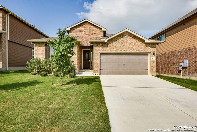 112 Tranquil View, Cibolo, TX 78108 (MLS #1386214) :: Carolina Garcia Real Estate Group