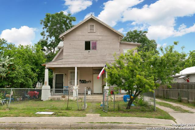 123 Belden Ave, San Antonio, TX 78214 (MLS #1386247) :: Alexis Weigand Real Estate Group