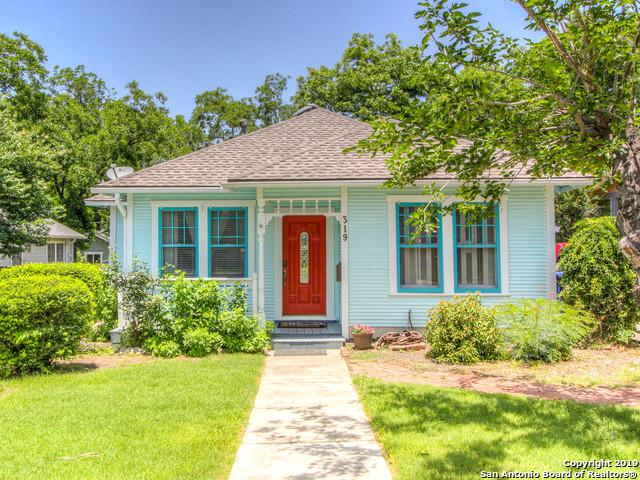 319 Elmhurst Ave, San Antonio, TX 78209 (MLS #1386290) :: Exquisite Properties, LLC