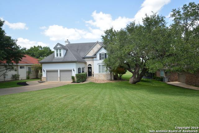 29707 Fairway Bluff Dr, Boerne, TX 78015 (MLS #1386424) :: Alexis Weigand Real Estate Group