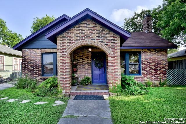1414 Steves Ave, San Antonio, TX 78210 (MLS #1386476) :: Neal & Neal Team