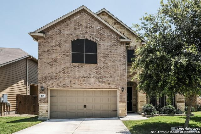 209 Heritage View, Cibolo, TX 78108 (MLS #1386482) :: Alexis Weigand Real Estate Group