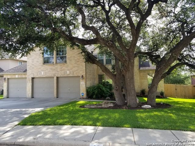 47 Sable Valley, San Antonio, TX 78258 (MLS #1386495) :: Alexis Weigand Real Estate Group