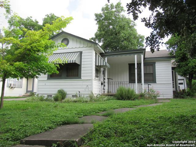 615 W Huisache Ave., San Antonio, TX 78212 (MLS #1386566) :: BHGRE HomeCity