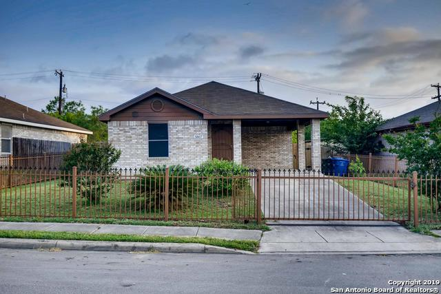 5867 Bowsprit St, San Antonio, TX 78242 (MLS #1386568) :: Alexis Weigand Real Estate Group
