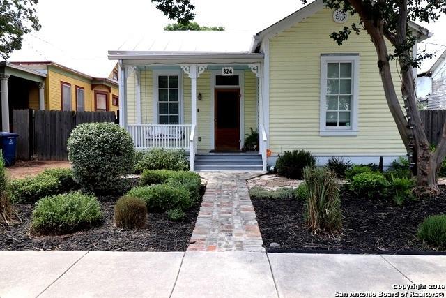 324 Leigh St, San Antonio, TX 78210 (MLS #1386591) :: BHGRE HomeCity