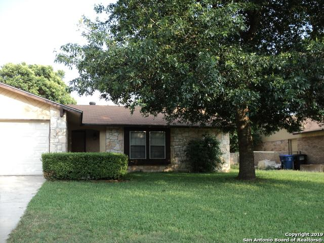 8322 Babe Ruth St, San Antonio, TX 78240 (MLS #1386634) :: Alexis Weigand Real Estate Group