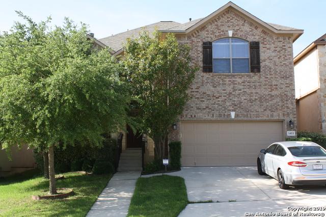 1411 Osprey Heights, San Antonio, TX 78260 (MLS #1386639) :: Alexis Weigand Real Estate Group