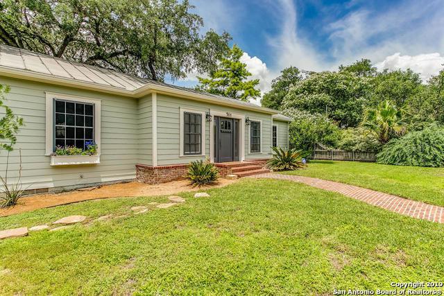 301 Parland Pl, San Antonio, TX 78209 (MLS #1386656) :: BHGRE HomeCity