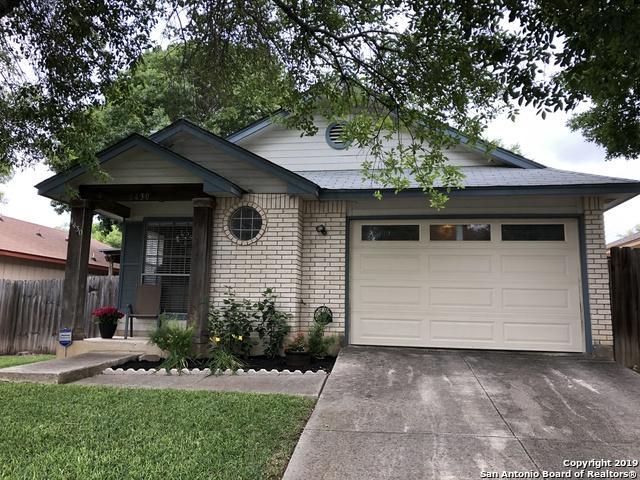4430 Knollvalley, San Antonio, TX 78247 (MLS #1386681) :: Neal & Neal Team