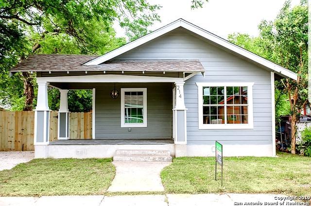 214 Douglas Way St, San Antonio, TX 78210 (MLS #1386705) :: BHGRE HomeCity
