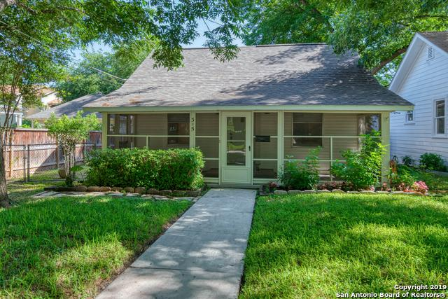 315 Alta Ave, Alamo Heights, TX 78209 (MLS #1386935) :: Neal & Neal Team