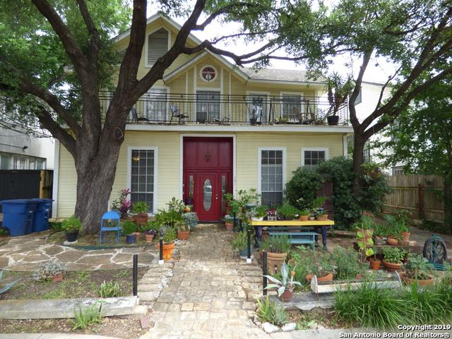 121 E Woodlawn Ave, San Antonio, TX 78212 (MLS #1387089) :: Reyes Signature Properties