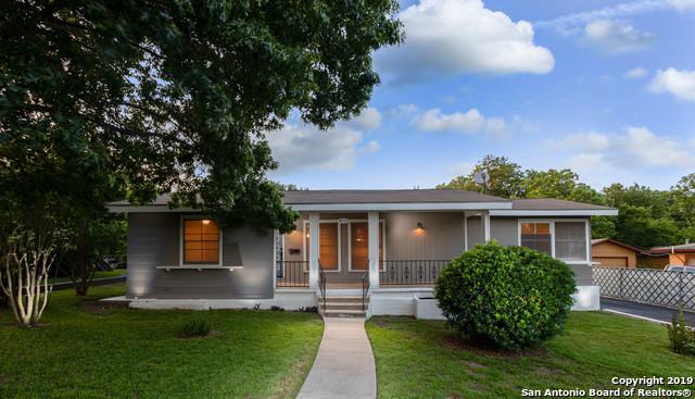 615 Rittiman Rd, San Antonio, TX 78209 (MLS #1387211) :: The Gradiz Group