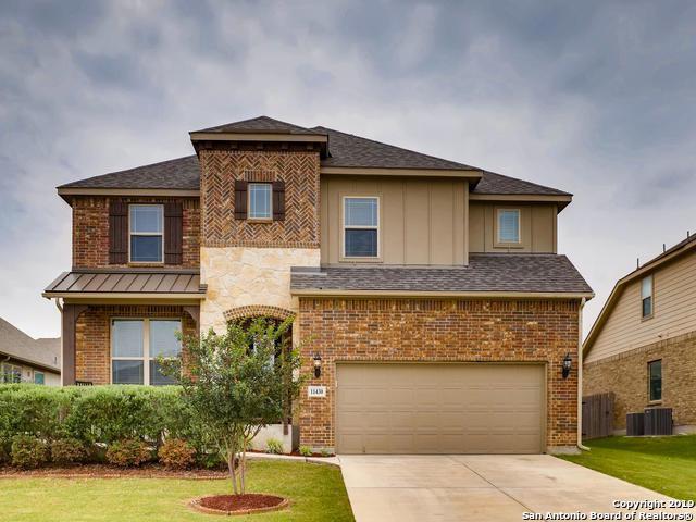 11430 Violet Cove, San Antonio, TX 78253 (MLS #1387248) :: Vivid Realty