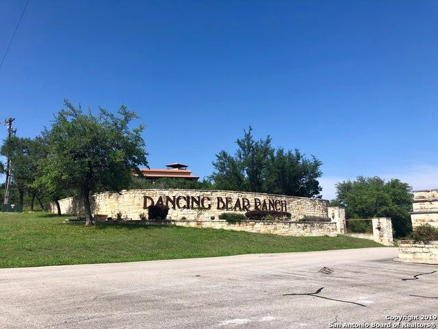 LOT 43 Pr1718 Dancing Bear Ranch Unit 1, Mico, TX 78056 (MLS #1387324) :: Tom White Group